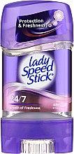 "Духи, Парфюмерия, косметика Дезодорант ""Дыхание свежести"" - Lady Speed Stick Breath of Freshness Antiperspirant Deodorant Gel Stick Women"
