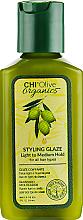 Духи, Парфюмерия, косметика Глазурь для укладки волос - Chi Olive Organics Styling Glaze
