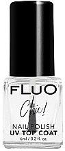 Духи, Парфюмерия, косметика Сушка-покрытие для ногтей - Constance Carroll Fluo Chic UV Top Coat