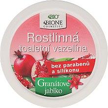 Духи, Парфюмерия, косметика Вазелин - Bione Cosmetics Pomegranate Plant Vaseline With Antioxidants