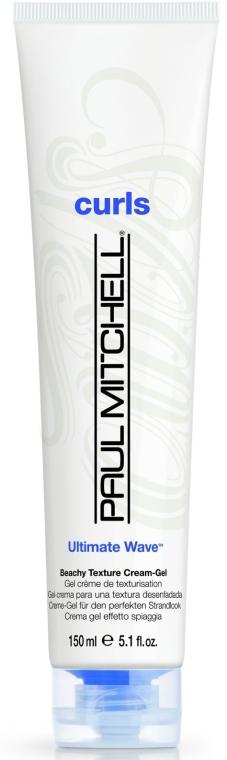 Крем-гель для текстурирования кудрявых волос - Paul Mitchell Curls Ultimate Wave — фото N1