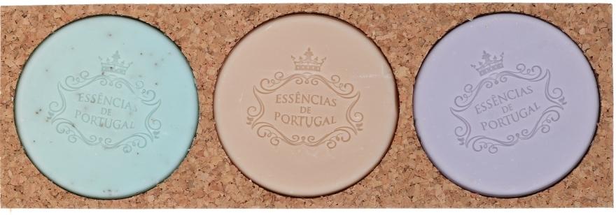 Набор - Essencias De Portugal Senses (soap/3x50g) — фото N1