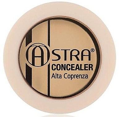 Консилер для лица - Astra Make-up Concealer — фото N1