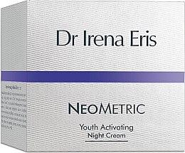 """Духи, Парфюмерия, косметика Ночной крем для лица """"Активация молодости"""" - Dr Irena Eris Neometric Youth Activating Night Cream"""