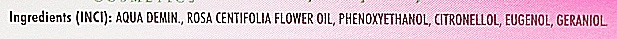 "Спрей для тела и волос ""Роза"" - Bione Cosmetics Rose Spray — фото N3"