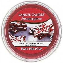"""Духи, Парфюмерия, косметика Ароматизатор """"Морозный пряник"""" - Yankee Candle Easy MeltCup Frosty Gingerbread"""