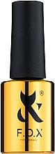 Духи, Парфюмерия, косметика Гель-лак для французского маникюра, 7мл - F.O.X Gel Polish Gold French