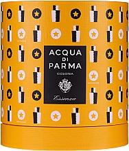 Духи, Парфюмерия, косметика Acqua Di Parma Colonia Essenza - Набор (edc/100ml + shm/2x75ml)