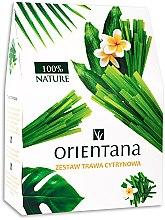 Духи, Парфюмерия, косметика Набор - Orientana Lemon Grass (b/oil/100ml + b/balm/60g + eye/mask/2pad)