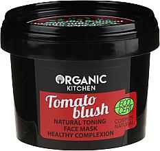"""Духи, Парфюмерия, косметика Маска для лица """"Теорема помидора"""" - Organic Shop Organic Kitchen Fase Mask"""