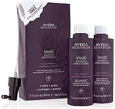 Духи, Парфюмерия, косметика Набор - Aveda Invati Scalp Revitalizer (spray/2х150ml)