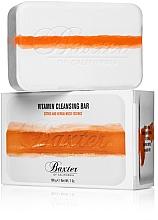 Духи, Парфюмерия, косметика Мыло - Baxter of California Vitamin Cleansing Bar Citrus & Herbal Musk