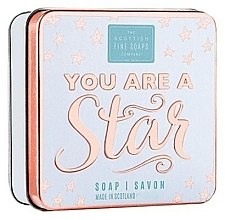 Духи, Парфюмерия, косметика Мыло - Scottish Fine Soaps You Are A Star Soap In A Tin