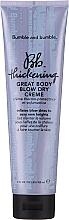 Духи, Парфюмерия, косметика Термозащитный крем для обьема волос - Bumble and Bumble Thickening Great Body Blow Dry Cream