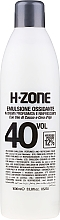 Окисляющая эмульсия 40vol 12% - H.Zone Oxydant — фото N1