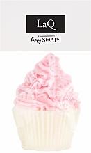 """Духи, Парфюмерия, косметика Натуральное мыло ручной работы """"Маффин"""" с ароматом вишни - LaQ Happy Soaps Natural Soap"""