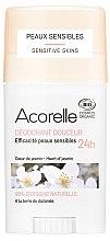 Духи, Парфюмерия, косметика Дезодорант-стик - Acorelle Deodorant Stick Gel Heart Of Jasmine