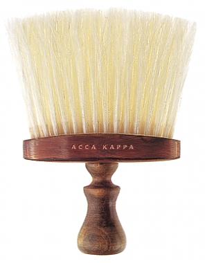 Щетка для удаления стриженных волос - Acca Kappa Neck Hair Removal Brush — фото N1