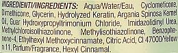 Сыворотка с активным кератином - H.Zone Keratine Active Serum — фото N2