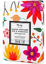 Духи, Парфюмерия, косметика Туалетное мыло - Baija Ete A Syracuse Perfumed Soap