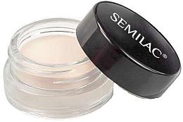 Духи, Парфюмерия, косметика База под тени - Semilac Eyeshadow Base Powder