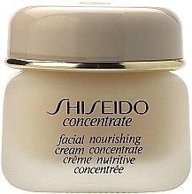 Питательный крем для лица - Shiseido Concentrate Facial Nourishing Cream — фото N1