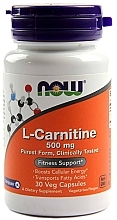 Духи, Парфюмерия, косметика Капсулы L-карнитин, 500 мг. - Now Foods L-Carnitine