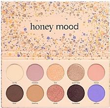 Духи, Парфюмерия, косметика Палетка теней для век - Paese Honey Mood Eyeshadow Palette