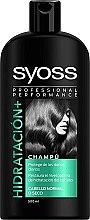 Духи, Парфюмерия, косметика Шампунь для волос - Syoss Hidratacion + Shampoo
