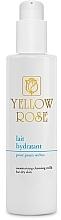 Духи, Парфюмерия, косметика Молочко для сухой кожи - Yellow Rose Moisturising Cleansing Milk