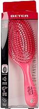 Щетка для длинных волос, розовая - Beter Elipsi Detangling Brush Large Fucsia — фото N3