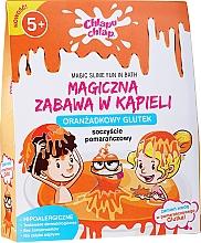 Духи, Парфюмерия, косметика Слизь для ванны, оранжевая - Chlapu Chlap Magic Slime Fun In Bath