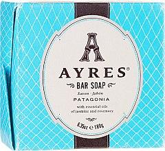 Духи, Парфюмерия, косметика Мыло - Ayres Patagonia Bar Soap
