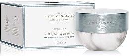Духи, Парфюмерия, косметика Увлажняющий дневной крем для лица - Rituals The Ritual Of Namaste 24H Hydrating Gel Cream