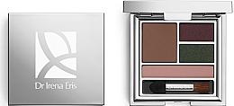 Духи, Парфюмерия, косметика Палитра теней для век - Dr Irena Eris Perfect Look Eyeshadow Palette