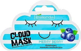 "Духи, Парфюмерия, косметика Маска-облачко для лица ""Ягоды"" - Bielenda Cloud Mask Merry Berry"