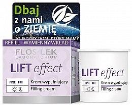 Духи, Парфюмерия, косметика Крем для заполнения морщин - Floslek Lift Effect Filling Cream (сменный блок)
