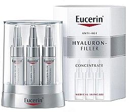 Духи, Парфюмерия, косметика Ампулы с концентрированной гиалуроновой кислотой - Eucerin Hyaluron-Filler Concentrate