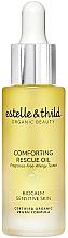 Духи, Парфюмерия, косметика Масло для лица - Estelle & Thild BioCalm Comforting Rescue Oil