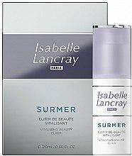 Духи, Парфюмерия, косметика Оживляющая сыворотка с нано-частицами - Isabelle Lancray Surmer Vitalizing Beauty Elixir