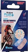 Духи, Парфюмерия, косметика Набор пластырей для активных людей - Ntrade Active Plast First Aid For Active People Patches
