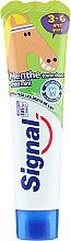 Духи, Парфюмерия, косметика Детская зубная паста - Signal Signal Kids Mint Toothpaste