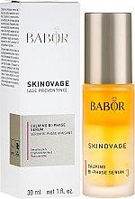 Духи, Парфюмерия, косметика Экспресс увлажнитель для лица - Babor Skinovage Calming Bi-Phase Serum