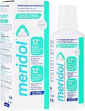 Духи, Парфюмерия, косметика Ополаскиватель для полости рта от неприятного запаха - Meridol Safe Breath Liquid Mouthwash