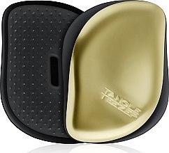 Духи, Парфюмерия, косметика Щетка для волос - Tangle Teezer Compact Styler Gold Rush Brush