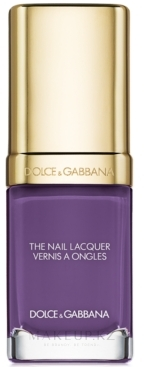 Лак для ногтей - Dolce & Gabbana The Intense Nail Lacquer — фото 325 - Violet
