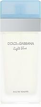 Духи, Парфюмерия, косметика Dolce & Gabbana Light Blue - Туалетная вода