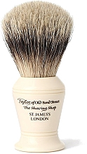 Духи, Парфюмерия, косметика Помазок для бритья, S375 - Taylor of Old Bond Street Shaving Brush Super Badger size M