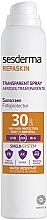 Духи, Парфюмерия, косметика Солнцезащитный спрей для тела - SesDerma Laboratories Repaskin DNA Repair Spray Transparente SPF30