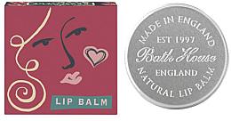 "Духи, Парфюмерия, косметика Бальзам для губ ""Сочная слива"" - Bath House Jucy Plum Lip Balm"
